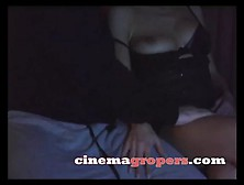Cg - Groped In Home Cinema Pt 1. Mp4