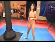 Melanie Memphis Vs Miki Wrestling Handjob