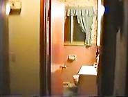 Kathy Taking Shower