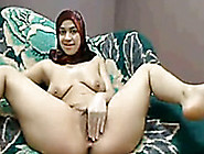 Amateur Hijab Webcam Hot Slut Was Ready For Some Pussy Teasing T