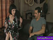 Lovely Babe Asphyxia Noir Got Her Pussy Fucked