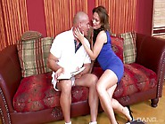Hot Like Fire Paramour Sharone Goes Wild On A Hard Dick And Gets