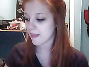 Red Haired Charming Wild And Cute Webcam With Puffy Nipples Used
