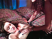 Italian Milf Slut Gina Rome Is Getting Her Wet Cunt Licked Barel