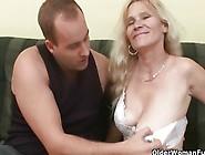 Blond European Housewife's Fuck Big Dicks