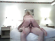 Chubby Pallid Married Lady Cheats On My Neighbor While Riding He