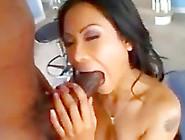 Asian Nun In Latex And Stockings Sucks And Fucks