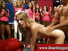 Bachelorette Sucking Cock & Gets Nailed