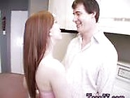 Teen Ass Fucked Hard And Big Tit Redhead Masturbation First Time