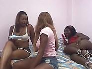 Ebony Lesbian Fever Viii... Usb
