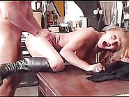 Mature Slut Leila In Black Boots
