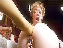 Exotic Gaping,  Lesbian Adult Clip With Fabulous Pornstars Lyra L