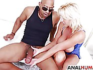 Sexy Milf Stretching Her Anus For The Bbc