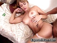 Latina Slut Getting Pussy Cream Pie