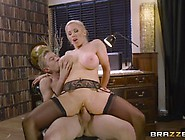 Rebecca More Getting A Hard Cock Deep In Her Wet Pussy