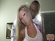 Dfw & Mandy Monroe Interracial Creampie Squirt