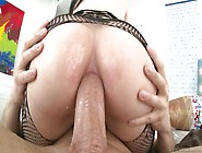 Anal-Insane Bitch Charlotte Sartre Is Fucked In Her Mouth And St