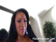 Hot Brunette Hard Spanking By Master Video