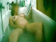 Pregnant Wife 5Th Month Hidden Masturbate In Bathtub