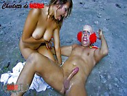 Crazy Clown Fucks A Cute Young Chick In Pussy And Ass Video Trai