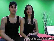 Puta Locura Spanish Amateur Teen Fucked By Her Boyfriend