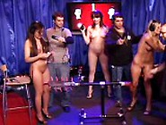 Howard Stern Fucking Machines With Pornstars Harmony, Dana Dearmo