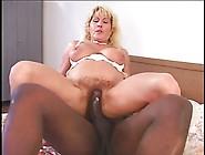 Hairy Mature And Her Black Bull