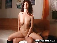 Naughty Milf Fucked Her Married Neighbor And Asked Him To Cum Al