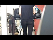 Gym - Legging Through Gym. Mp4