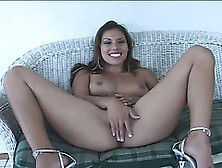 Sexy Jennifer Luv Takes His Cock Balls Deep As He Cums In Side H