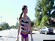 Mia Gold Is One Hot Little 18 Teen Brunette With A Swee