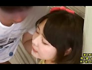 Japanese Teen Brutal Facefuck