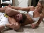 Mixed Wrestling Kira