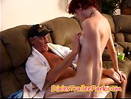 Daddy Masturbates Teen Daughter And Then...