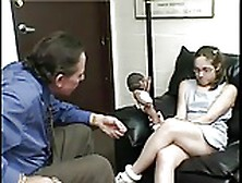 Stp3 Cute Teen Gets Some Therapy !