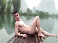 Chinese Naked Model
