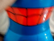 Spider-Man Inflatable Toy Fun Part 1