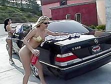 Sexy Cougar In Bikini Having Her Anal Penetrated Hardcore Outdoo
