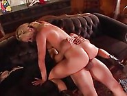 Big Ass Blonde Cowgirl