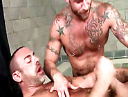 Manly Muscly Bear Soaked