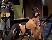 Batman And Robin Tag Team Catwoman