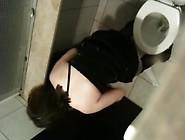 Risky Toilet Voyeur 2
