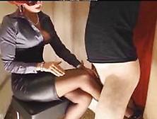 Governess Quinn Controls Her Slave Bdsm Bondage Slave Femdom Dom