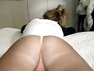 Hotwife's Date Alone With Her Black Bull