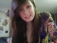 Webcam Amateur Teen Strip Tease