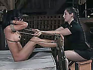 Dark-Haired Asian Chick Gets Absolutely Dominated In This Bdsm S