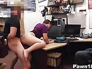Big Ass Latina Babe Fucks For Money