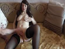 Nipple Stimulation,  Clitoris,  Pussy Masturbation.  Squirt,  Orgasm