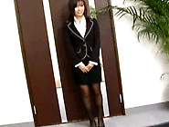 Slutty Asian Girl Satomi Maeno Asian Has Sex In The Office