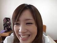 Miyabi Tsukiok Touches And Teases Pair Pricks In A Bathroom